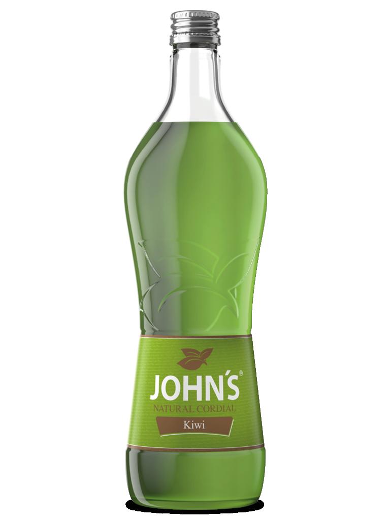 JOHN'S Kiwi - Fruchtig, frischer Geschmack mit leicht säuerlich-herbem Abgang. Der Kiwi- Maracuja gibt den gewissen Säure-Kick.