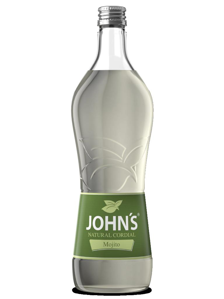 JOHN'S Mojito - Der Geschmack des Klassikers zur fruchtig-süßen Verfeinerung. Ideal für den Mojito.
