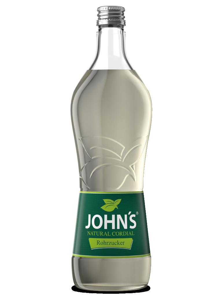 JOHN'S Rohrzucker - Tiefer und akzentuierter Zuckerrohrgeschmack verfeinert den Gin Fizz.