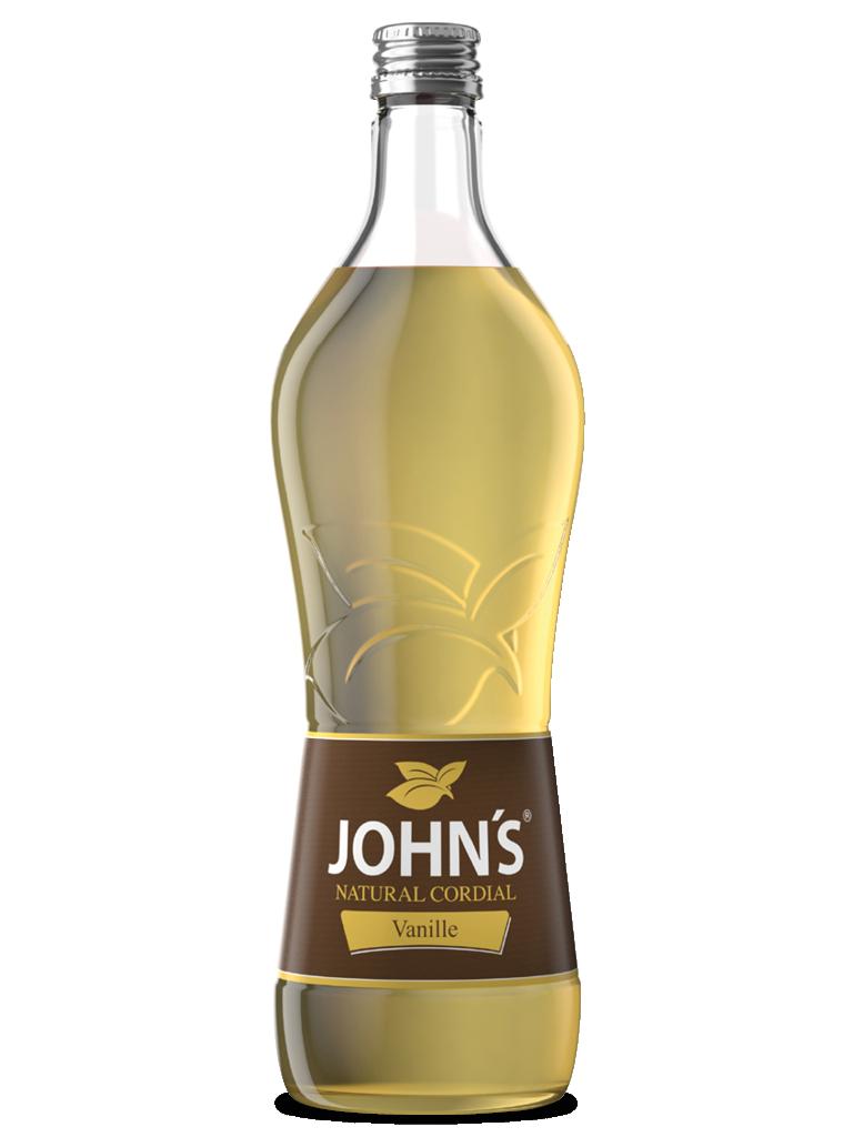 JOHN'S Vanille - Natürlich, authentisch und mit leichter Süße. Gibt dem Vanilla Solero einen tollen Geschmack.